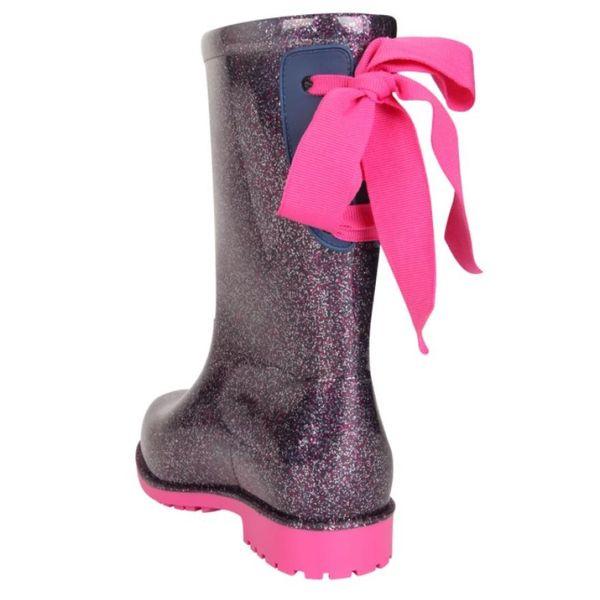 Bota Infantil Grendene Barbie Fashion Galocha 22560 Pink 25