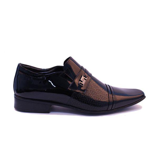 Sapato Masculino Jota Pe 77708 Preto 39