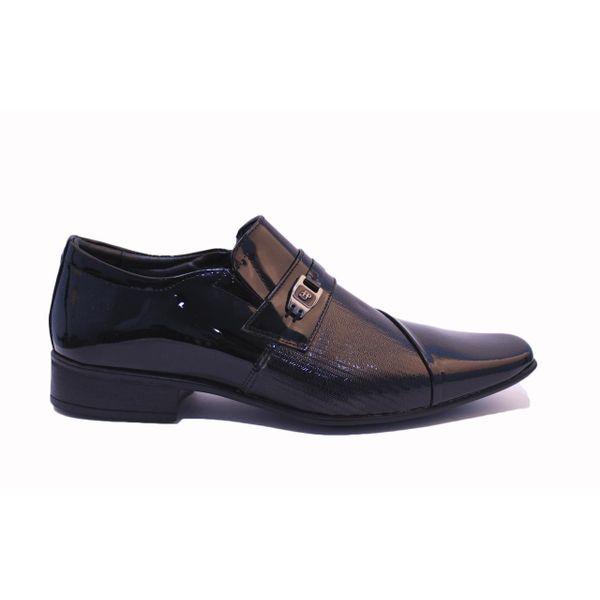 Sapato Masculino Jota Pe 77710 Preto 38